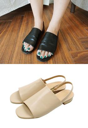 Ssieo卑尔根 - 凉鞋