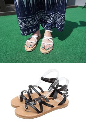 昆西 - 凉鞋