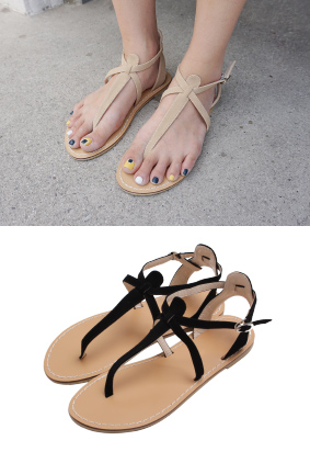 城堡 - 凉鞋