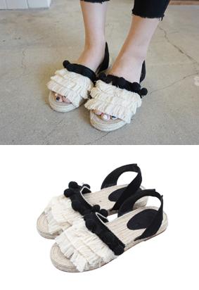 她兹维 - 凉鞋