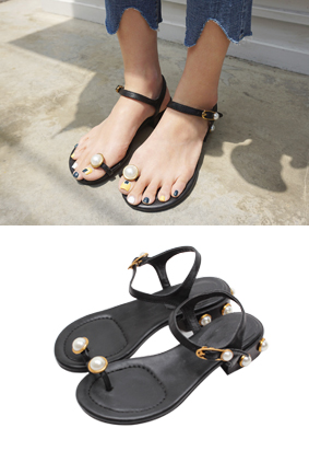 迪迪埃明珠 - 凉鞋