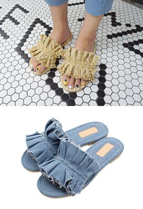 夏 - 拖鞋