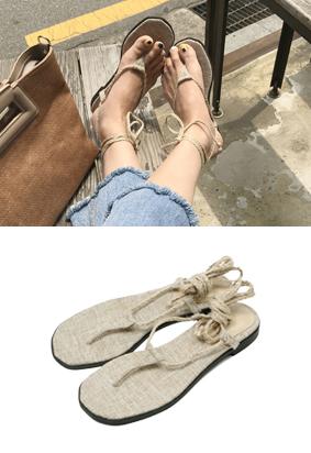 喧嚣 - 凉鞋