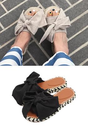 哦,小米 - 拖鞋