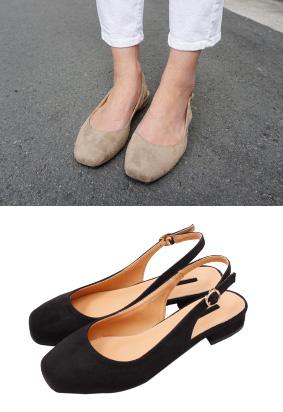 心情夜 - 露脚后跟鞋