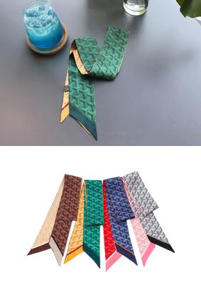 戈雅 - 围巾