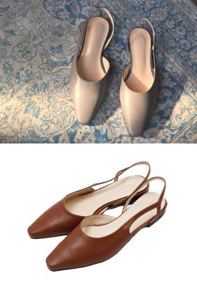 卡纳 - 平底鞋