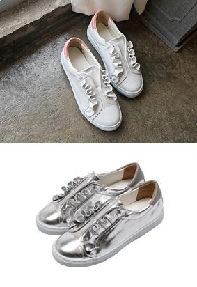 科隆 - 松紧帆布鞋