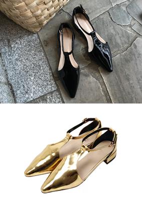 曼尼队列 - 平底鞋