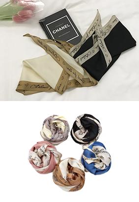 初 - 围巾