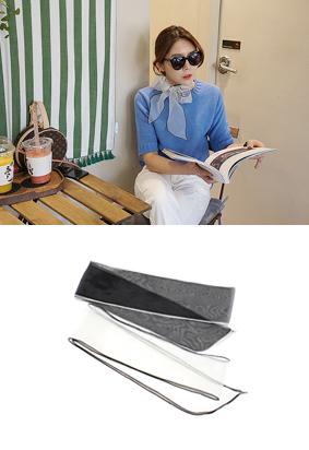 Nobang丝带 - 丝巾