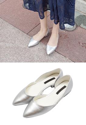 米特 - 平底鞋