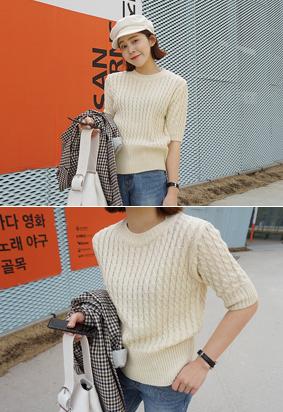 缪-knit
